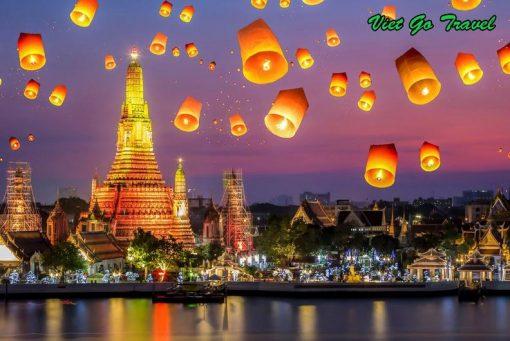 BANGKOK - PATTAYA 5 NGÀY 4 ĐÊM